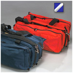 Airway / Trauma Bag, ALS, Blue with Reflective Striping