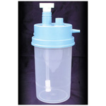 AirLife Empty Humidifiers, With 6 PSI valve, Blue Cap