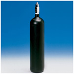 *Limited Quantity*Oxygen Cylinder, Steel, w/CGA 870 Post Valve, Size D