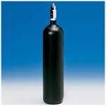 Oxygen Cylinder, Steel, w/CGA 870 Post Valve, Size D