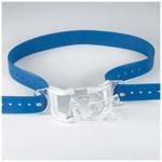 Endotracheal Tube Holder, w/Blue Rubber Strap