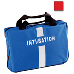 Intubation Supply Module, 14inch L x 9 1/2inch W x 3inch H, Red