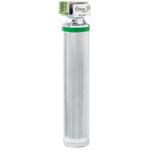 GreenspeX Laryngoscope Fiber Optic Brass Handle, Adult