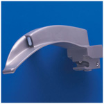 Emerald Laryngoscope Blade, FiberOptic, MacIntosh 4, LG Adult
