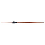 Intubation Stylet, Copper w/Adjustable Stop, Pediatric