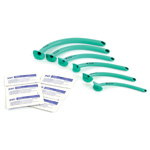 Curaplex Nasopharyngeal Airway Kit, Set Of Six, Latex Free, Includes Sizes 20-24-26-28-32-36 Fr, In Case
