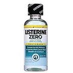 Listerine Mouthwash Zero Clean Mint 3.2 oz