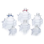 DuraClear Disposable Face Mask with Check Valve, Neonate