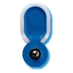 BlueSensor N Monitoring Electrode, XSM, Stud, Foam Backing, Wet Gel, 25/pk