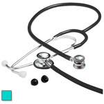 Proscope 675 Stethoscope, Dual Head, Infant, Teal