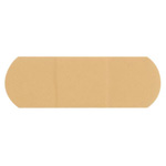 Adhesive Bandage, White Cross, Sheer, 1inch x 3inch