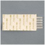 Steri-Strip Adhesive Skin Closure Strips, Sterile, 1/8inch x 3inch, 5 strips/pk