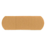 Adhesive Bandage, White Cross, Flexible Cloth, 1inch x 3inch