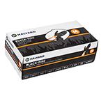 BLACK-FIRE* Gloves, Black / Orange, Nitrile, SM, 150/box
