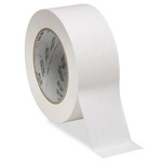 Restraint, Duct Tape, Vinyl, White, 2inch x 50yds