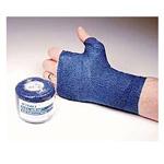 Bandage, Wrap, Flex-Wrap, Self-Adhesive, 3inch x 5yds, Blue