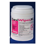 CaviWipesXL Surface Disinfectant Wipes, 9inch x 12inch