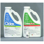 Cidex Activated Dialdehyde Disinfecting Solution, 14 Day, 1 1/4 Gallon