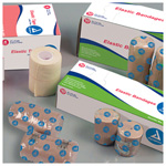 Bandage, Ace-Type, Elastic, 6inch x 4.5-yrds, Rolled