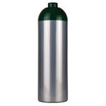 Aluminum Oxygen Cylinder, M60 with 540 Valve