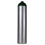 Aluminum Oxygen Cylinder, MM with 540 Valve