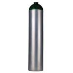 Aluminum Oxygen Cylinder, MM with 540 Valve