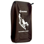 Storage Cover, for EZ Glide Evacuation Stair Chair, Black