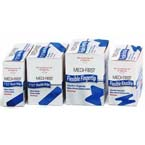 Medi-First Blue Metal Detectable Bandages, Woven Strip, 1inch x 3inch