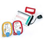 QuikPak Training Electrodes, for Lifepak CR Plus AED Trainer