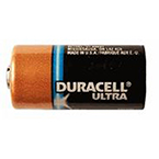 Duracell Ultra DL 123A Lithium CR123A, 3V, 17mm x 33.4mm