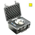 Pelican 1150 Case, 8.18inch x 5.68inch x 3.62inch, Yellow w/Pick N Pluck Foam