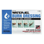 Water Jel Burn Dressing, for the hand, 8in x 20in