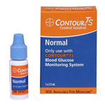 Contour TS Control Solution, Normal