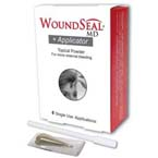 WoundSeal MD + Applicator, Topical Powder