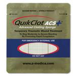 QuikClot Acs+, 100 gr, 3-1/2oz Hemostatic Sponge*LIMITED QUANTITY*