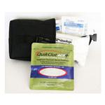 QuikClot Acs+ Trauma Pak w/Mollie Bag, 2 Gauze Rolls, Emergency Bandage *Discontinued*