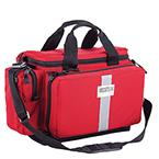 Curaplex A500D Small ALS Bag, Red