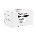 Curaplex Alcohol Prep Pads, Large