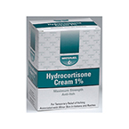Hydrocortisone Cream 1%,  1/32 oz packet