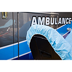 Power Fit Stretcher Sheet, 33in x 89in