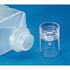 Splashcap Wound Irrigation Bottle Shield, Universal Fit