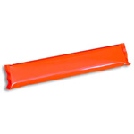 Cardboard Splint, Padded, Orange Vinyl, 48 in