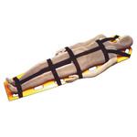Curaplex 10 Point Bridle Strap, Velcro, Black