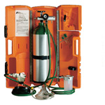 Life Support Portable Oxygen Unit
