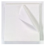 Drape Sheet, 2-Ply Tissue, 40inch x 48inch, Disposable, White *Discontinued*