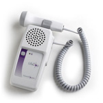 LifeDop 150 Hand-Held Doppler, No Display, w/ 8MHz V Probe