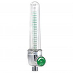 O2 Flowmeter, Tube, with Ohio Fitting, 0-15 LPM