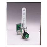 Soft-Touch Timeter Oxygen Flowmeter, 15 LPM, Ohmeda Male