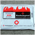 Roehampton Burn Sheet, Disposable, 60inch x 96inch *Discontinued*