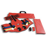 Curaplex Extrication Device w/ Case, Red